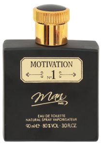 Motivation No.1, Herrenduft, Eau de Toilette, homme/men, 90 ml