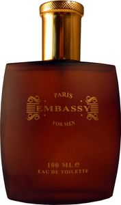 Embassy Leather, Herrenduft, Eau de Toilette, homme/men, 100ml