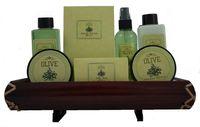 Olive No. 4,  Beauty & Wellness Geschenkset (7-teilig) 001