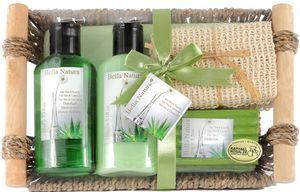 Bella Natura No. 15, Aloe Vera & Kamille, Beauty & Wellness Geschenkset  (4-teilig)