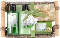Bella Natura No. 15, Aloe Vera & Kamille, Beauty & Wellness Geschenkset  (4-teilig) 001