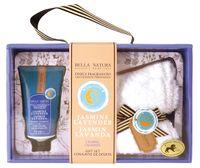 Bella Natura No. 68, Jasmin & Lavendel, Fußpflege Geschenkset (2-teilig) 001