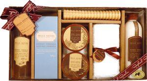 Bella Natura No. 81, Honig & Vanille, Beauty & Wellness Geschenkset (7-teilig) von Raphael Rosalee Cosmetics