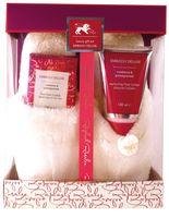 Embassy Deluxe No. 183, Cranberry & Granatapfel, Fußpflege Geschenkset (3-teilig) 001