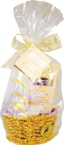 Embassy Deluxe No. 217, Limette, Beauty & Wellness Geschenkset (2-teilig)