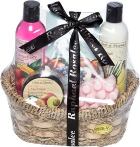 Fruits of Paradise No. 102, Sweet Fruits, Beauty & Wellness Geschenkset (5-teilig)