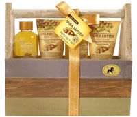 Fruits of Paradise No. 109, Shea Butter, Beauty & Wellness Geschenkset (4-teilig) 001