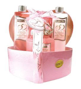Perfect Love No. 18, Beauty & Wellness Geschenkset (9-teilig)
