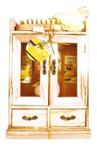Embassy Deluxe No. 73, Vanille, Beauty & Wellness Geschenkset (9-teilig) von Raphael Rosalee Cosmetics