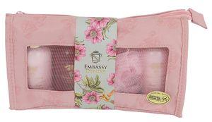 Embassy Deluxe No. 83, Pfingsrose, Beauty & Wellness Geschenkset (4-teilig)