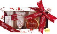 Embassy Deluxe No. 106, Cranberry & Granatapfel, Beauty & Wellness Geschenkset (5-teilig) 001