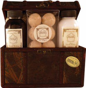 Embassy Deluxe No. 30, Chocolate & Berry, Beauty & Wellness Geschenkset (8-teilig) von Raphael Rosalee Cosmetics