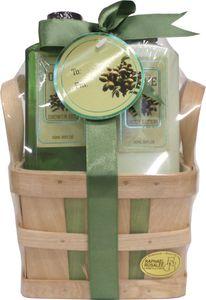Olive No. 7,  Beauty & Wellness Geschenkset (3-teilig)