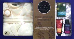 Bella Natura No. 104, Jasmin & Lavendel, Beauty & Wellness Geschenkset (4-teilig) von Raphael Rosalee Cosmetics