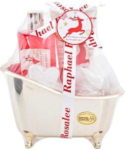 Embassy Deluxe No. 135, Vanille & Zimt, Beauty & Wellness Geschenkset (4-teilig) von Raphael Rosalee Cosmetics