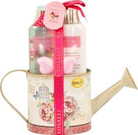 Flowers No. 97, Rose, Beauty & Wellness Geschenkset (4-teilig) von Raphael Rosalee Cosmetics 001