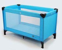 Reisebett Holiday 805 von UNITED-KIDS, Design Light Blue 001