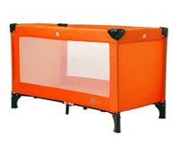 Reisebett Holiday 805 von UNITED-KIDS, Design Orange 001