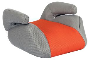 Autokindersitz United-Kids Quattro Mike Gruppe II/III 15-36 kg orange-grau