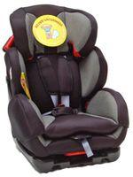 Autokindersitz Babyway von UNITED-KIDS, Kingsilver, Gruppe I/II/III, 9-36 kg 001