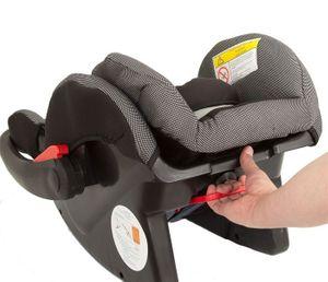 Babyschale Protect von UNITED-KIDS Gruppe 0+ 0-13 kg Kingsilver – Bild 7