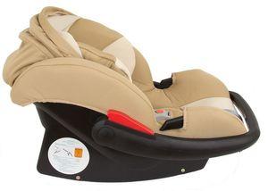 Babyschale Protect von UNITED-KIDS Gruppe 0+ 0-13 kg KN Creme – Bild 6