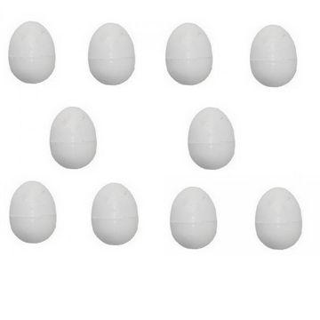 10 Nesteier für Hühner (PVC) 001