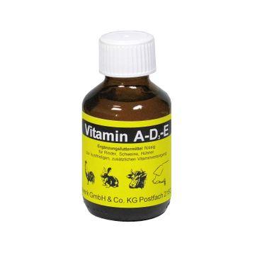 Klaus-Vitamin A-D3-E 100 ml 001
