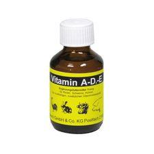 Klaus-Vitamin A-D3-E 100 ml 1