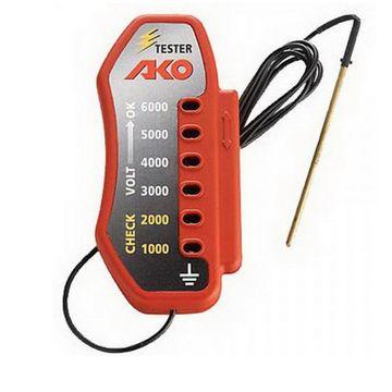 Zaunprüfer AKO 6000 Volt 001