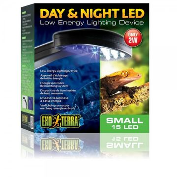 Exo Terra Tag & Nacht LED Beleuchtung Small 001