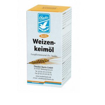 Backs Weizenkeimöl 250ml 001