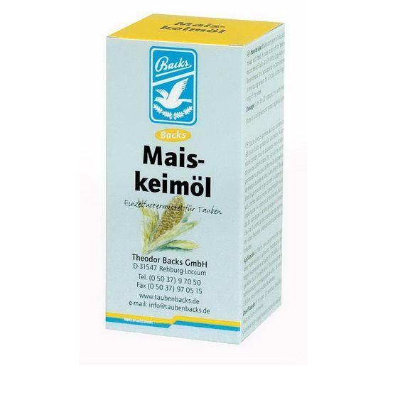 Backs Maiskeimöl 250ml
