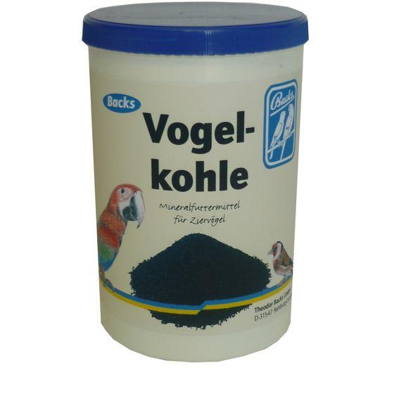 Backs Vogelkohle 900g