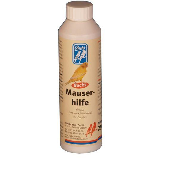 Backs Mauserhilfe 250ml