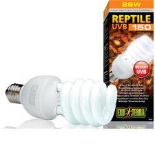 Exo Terra Repti Glo 10.0 UVB 25 Watt Terrariumlampe 1