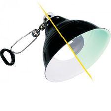 Exo Terra Glow light - Porzellanfassung mit Reflektor und Klemme Large 3