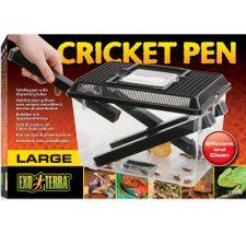 Exo Terra Cricket Pen - Plastikterrarium für Futterinsekten Large 1