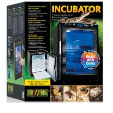 Exo Terra Inkubator Neues Modell,Brutmaschine  1