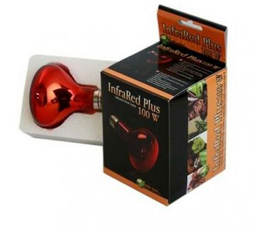 Reptiles Planet Infra Red Plus 100 Watt 001