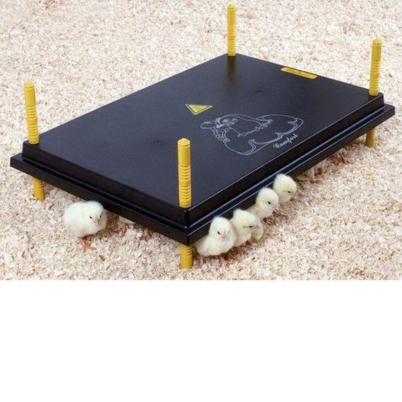 Wärmeplatte 40 x 60 cm, 68 Watt