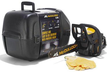 "McCulloch CS 380+ TL 16"" 0096-73.263.04 Benzin-Kettensäge"