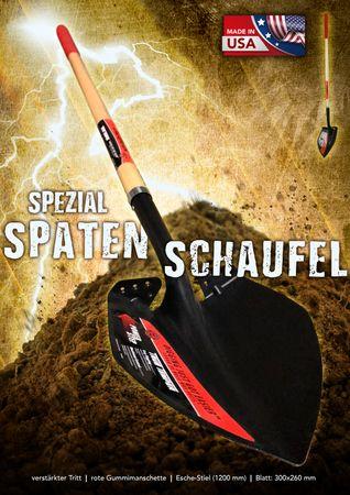 Spatenschaufel EXCAVATOR