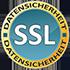 Sicher durch SSL Verschlüsselung