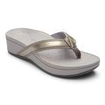 Vionic Zehensteg Sandale Hightide pewter Gr. 36 - 42 - 10000354