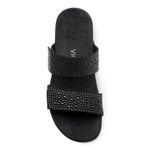 Vionic Pantolette Sandale Samoa black medium Gr. 35 - 42  Bild 7