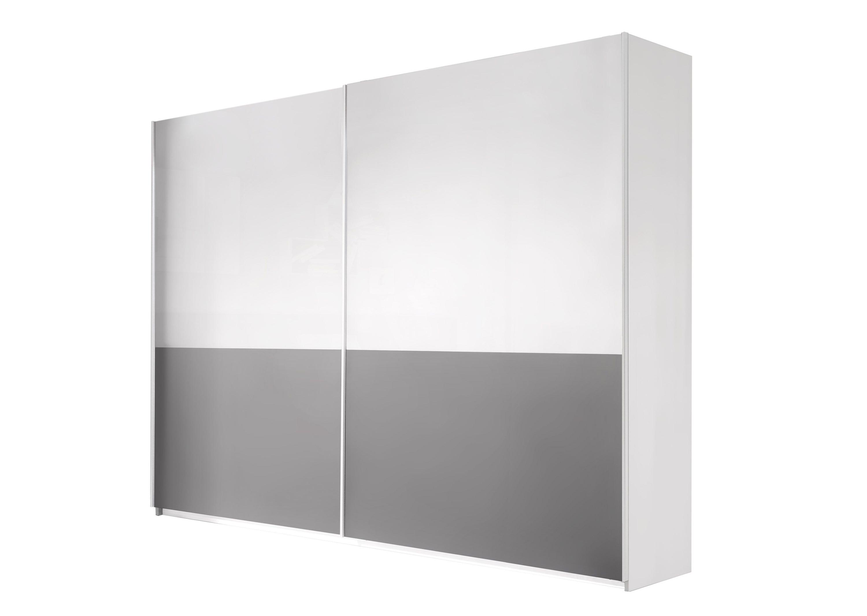 Schwebetürenschrank MATCH (220 x 218 cm)