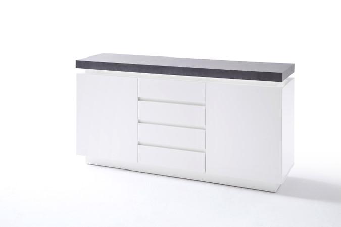 Sideboard ATLANTA inkl. LED Beleuchtung