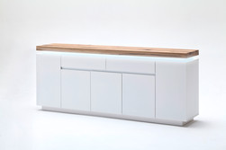 Sideboard ROMINA inkl. LED Beleuchtung