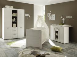 Babyzimmer - Set LOUISA (3-teilig)
